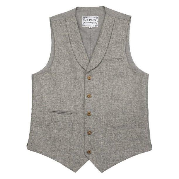 shawl collar waistcoat 3