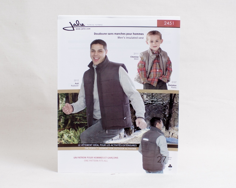 Sewing patterns for men-11