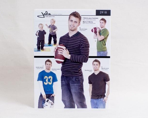 Sewing patterns for men-13