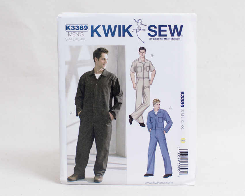 Sewing patterns for men-6