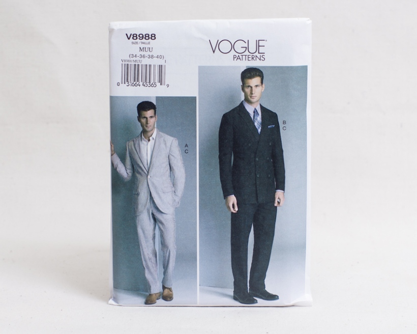 Sewing patterns for men-7