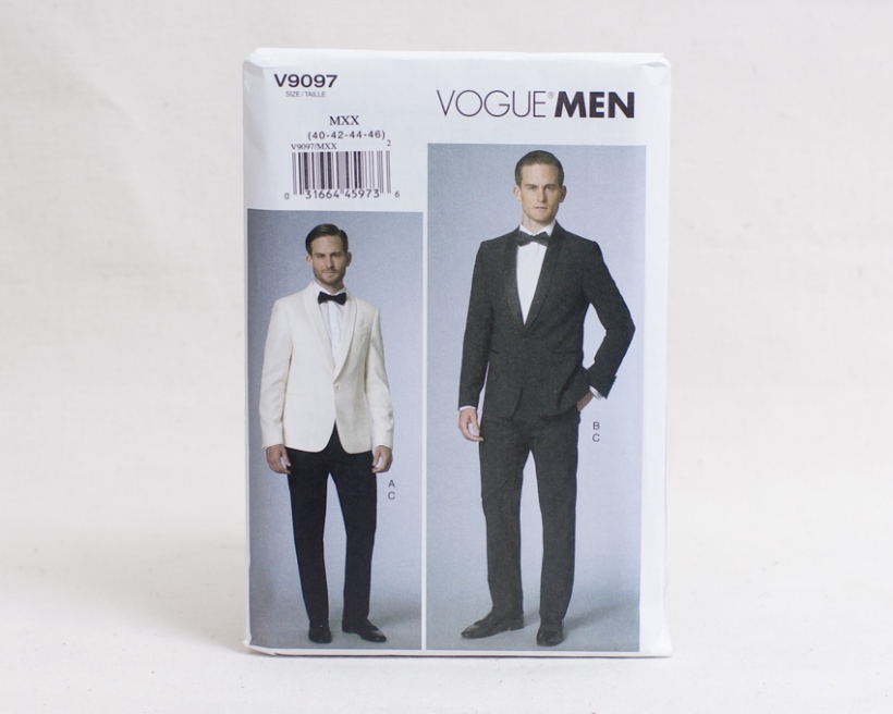 Sewing patterns for men-8
