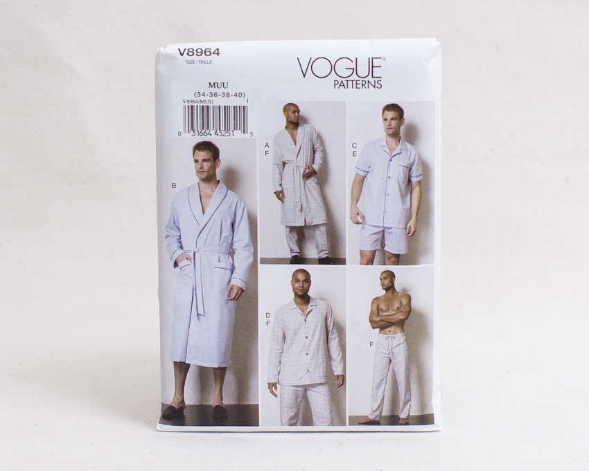 Sewing patterns for men-9
