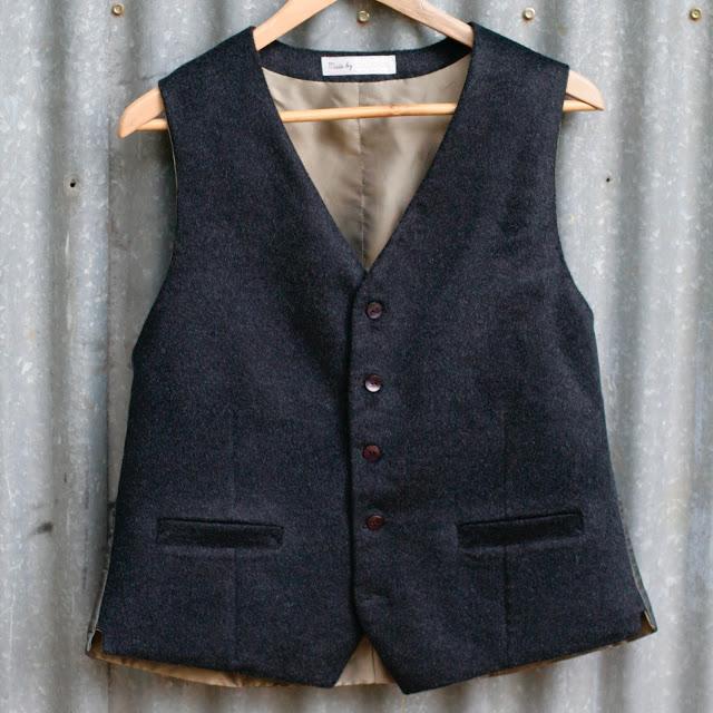 The Drapery Waistcoat 1