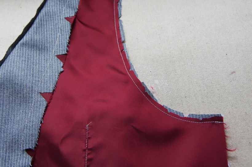 Thread Theory Belvedere Waistcoat Sewalong Front Lining-17
