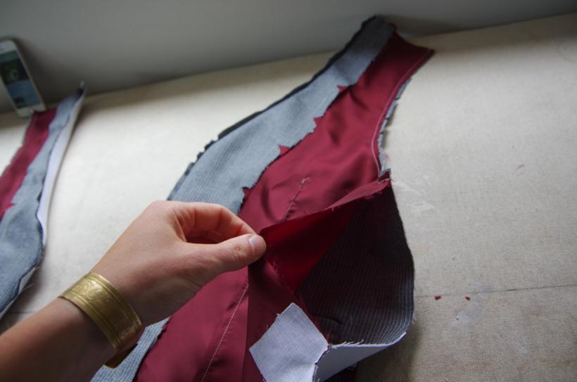 Thread Theory Belvedere Waistcoat Sewalong Front Lining-18