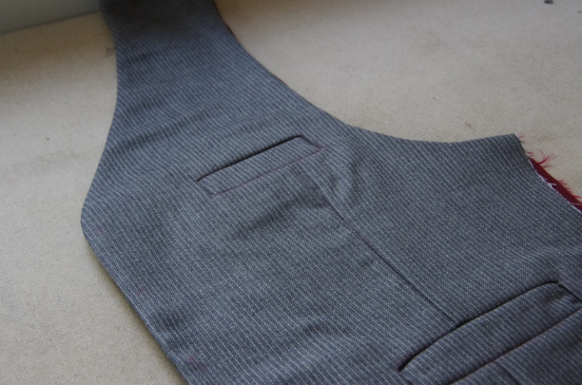 Thread Theory Belvedere Waistcoat Sewalong Front Lining-21