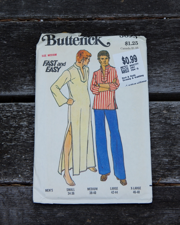 Vintage patterns for men and boys-1