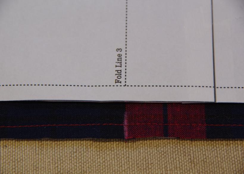 Wallet Sewing Pattern Tutorial-16