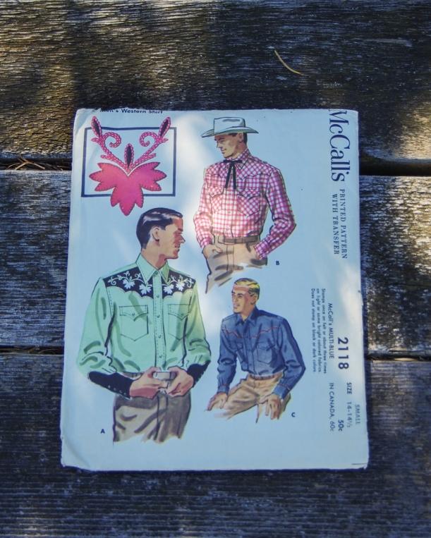 Vintage patterns for men and boys-1
