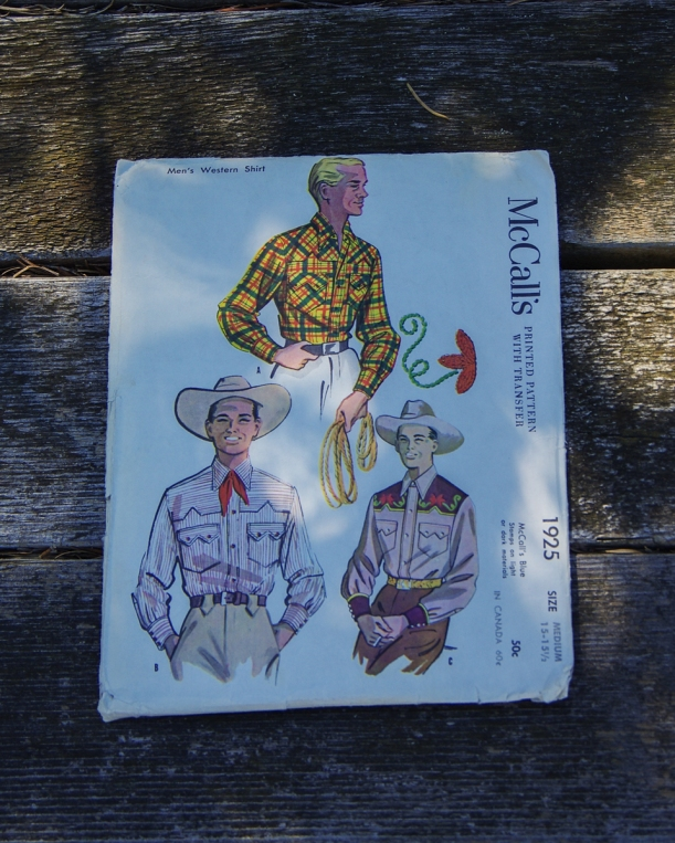 Vintage patterns for men and boys-3