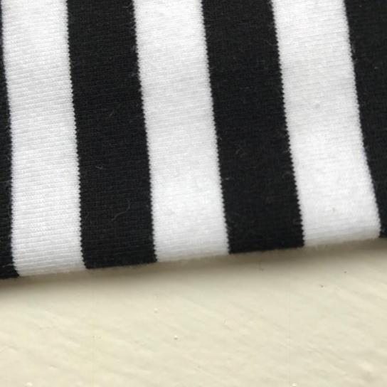 black striped jersey