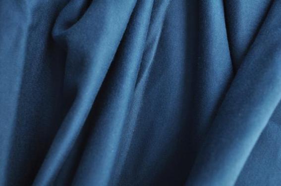blue interlock