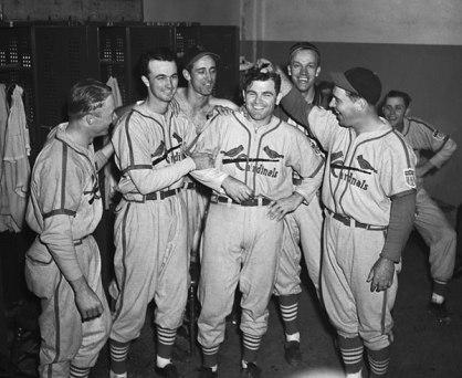 Cardinals raglan uniform