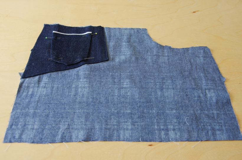 Jeans front pockets-10