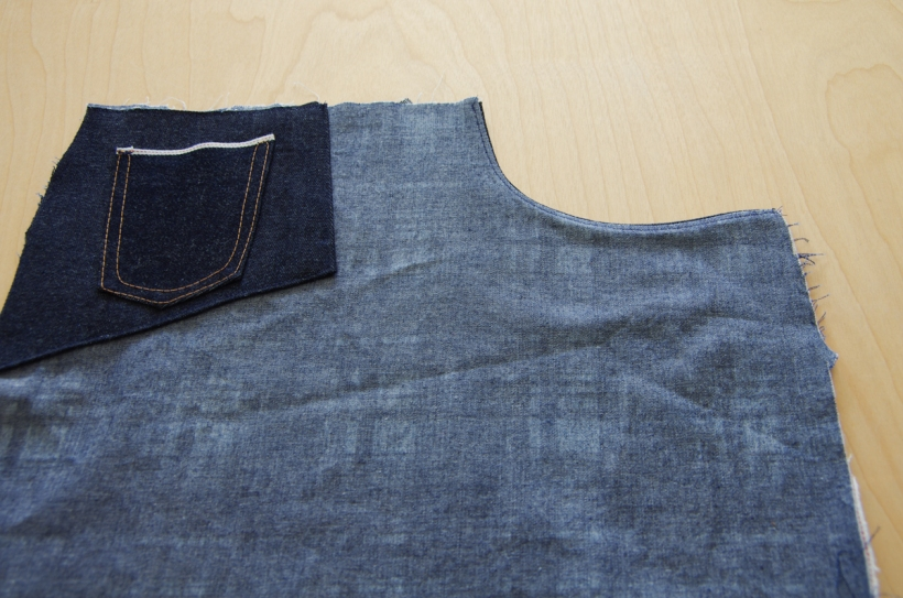 Jeans front pockets-19