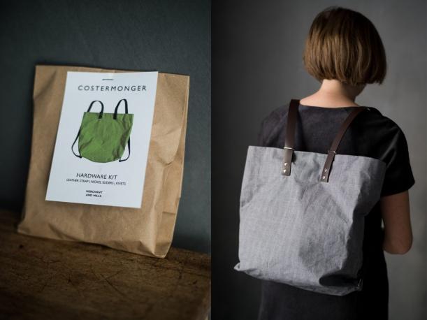 Costermonger Bag Pattern