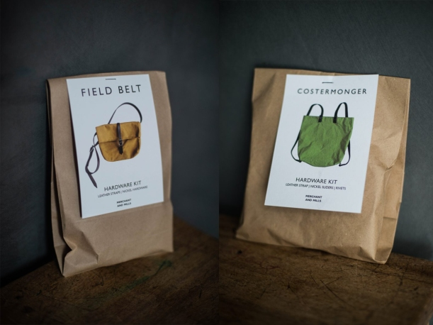 Merchant and Mills Bag Kits