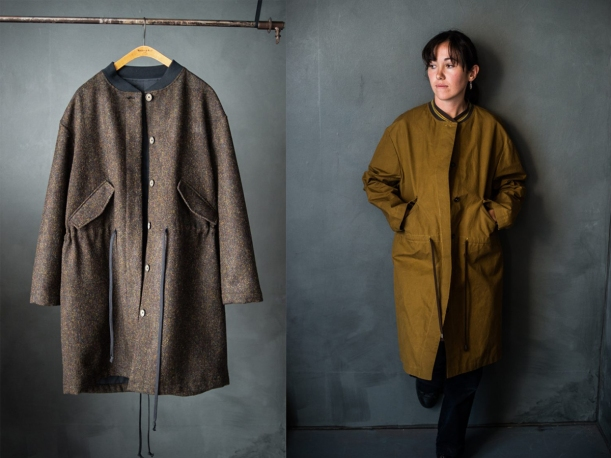 Merchant and Mills TN31 Parka