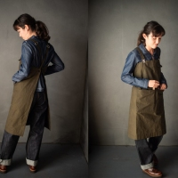 New Merchant & Mills Sewing Patterns: Women's Workwear and Bags
